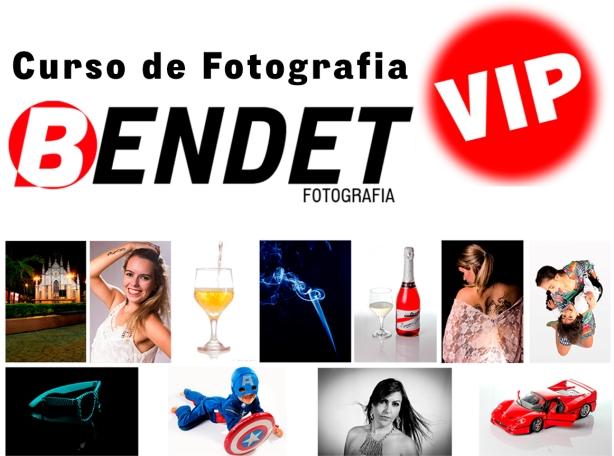 Banner ilustrativo com fotos e do curso de fotografia em Araraquara